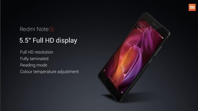 Xiaomi Redmi Note 4 vs Redmi Note 3: Specification
