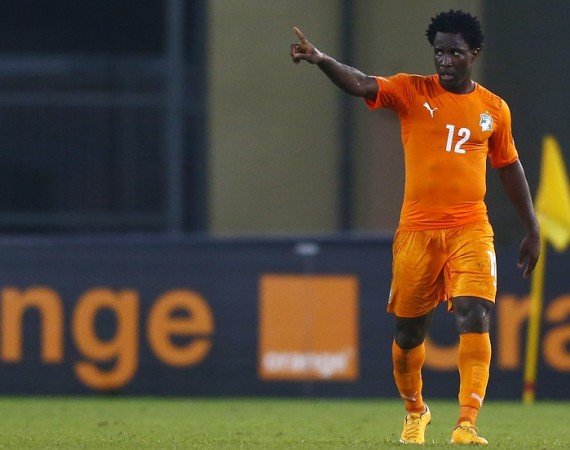Wilfried Bony, AFCON, AFCON 2017, Africa Cup of Nations, Ivory Coast vs DR Congo, AFCON matches