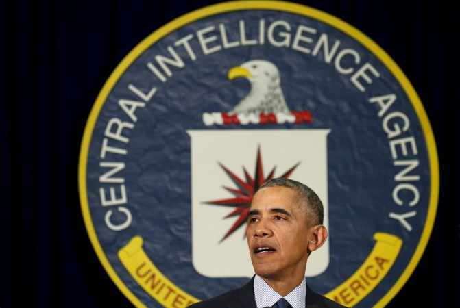 National Security Council at CIA Headquarters in Langley, Virginia