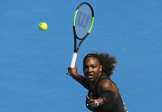 Serena Williams, Australian Open, Nicole Gibbs, third round, Makarova