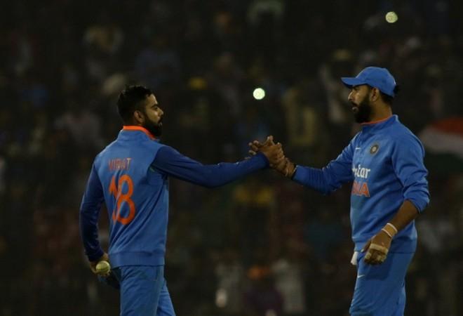 Virat Kohli, Yuvraj Singh, India, England, third one-day international