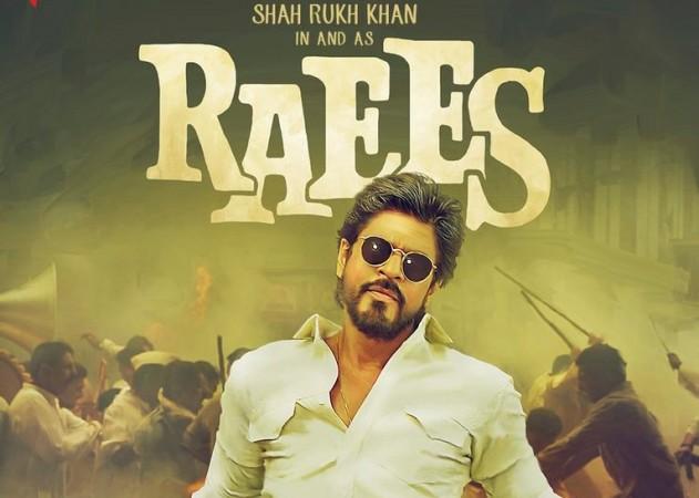 Shah Rukh Khan, Raees