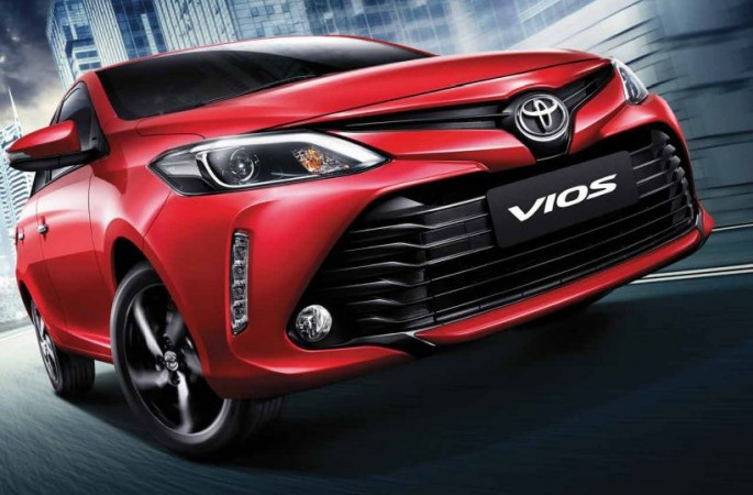 Revealed New Toyota Vios To Be Launched In 2018 In India To Debut