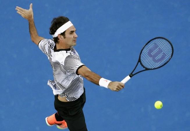Roger Federer, Australian Open, semifinals, Federer vs Wawrinka,