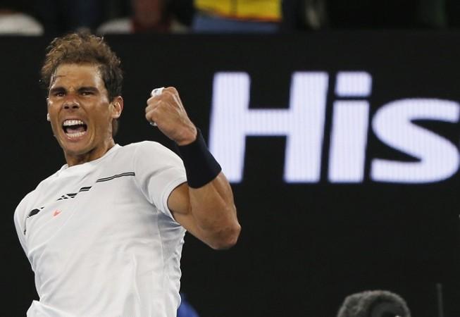 Rafael Nadal, Aus Open, Australian Open 2017, semifinals, Nadal vs Dimitrov