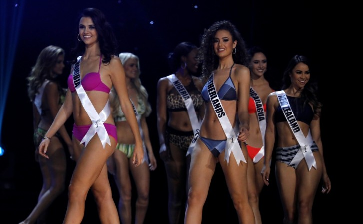 960341175a8e7 Miss Universe 2016: Top 6 finalists announced; Miss Mexico fails to ...