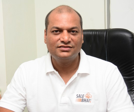 Vishwavijay Singh, Co-founder, SaleBhai.com