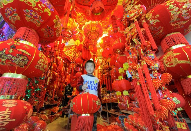 Chinese New Year: People across the globe celebrate the Year of the Rooster