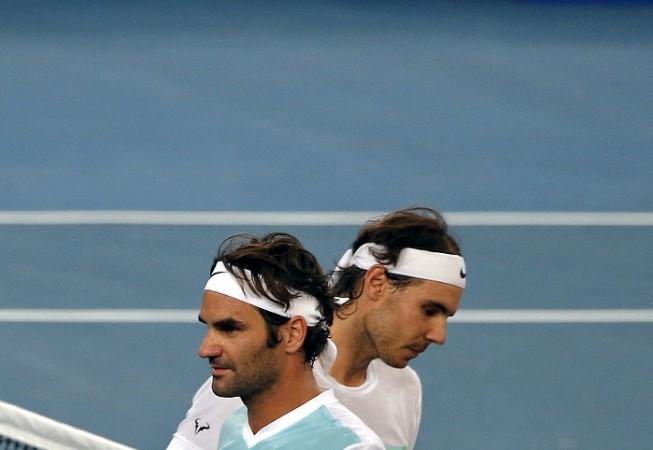Roger Federer, Rafael Nadal, World Tour Final