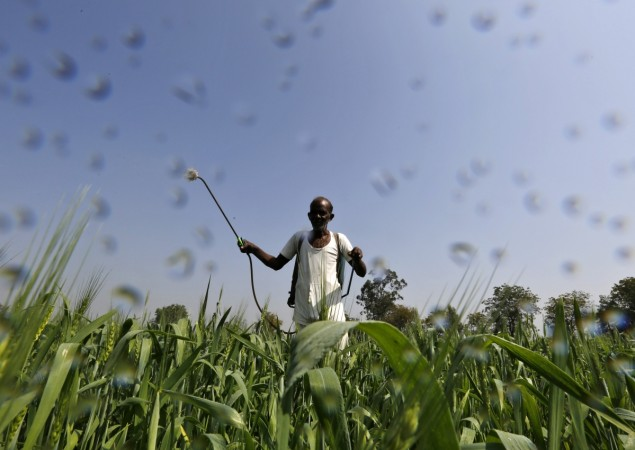 Agriculture impacts Environment