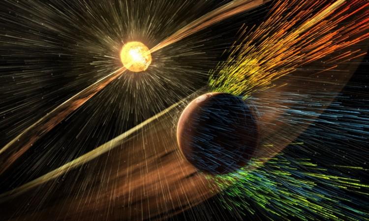 Star,Mars,Sun,Space,