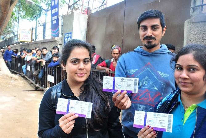 ipl tickets, cricket fans