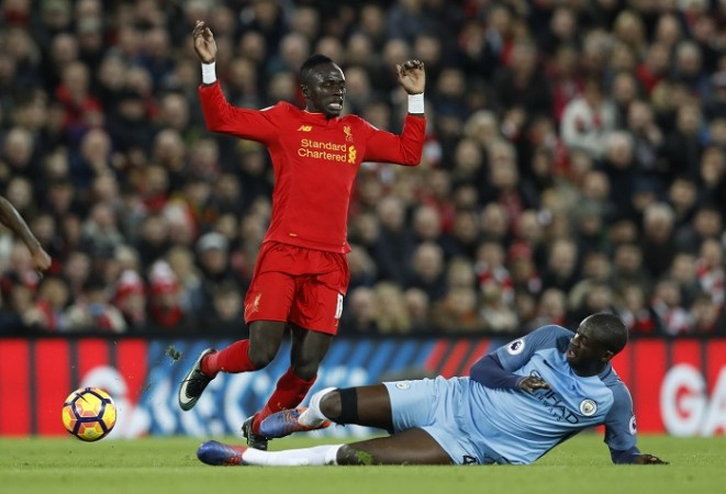 Sadio Mane, Liverpool, Yaya Toure, Manchester City, Chelsea, Premier League