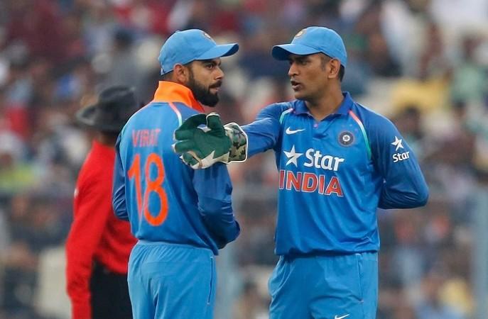 Virat Kohli, MS Dhoni, India, England, 3rd T20