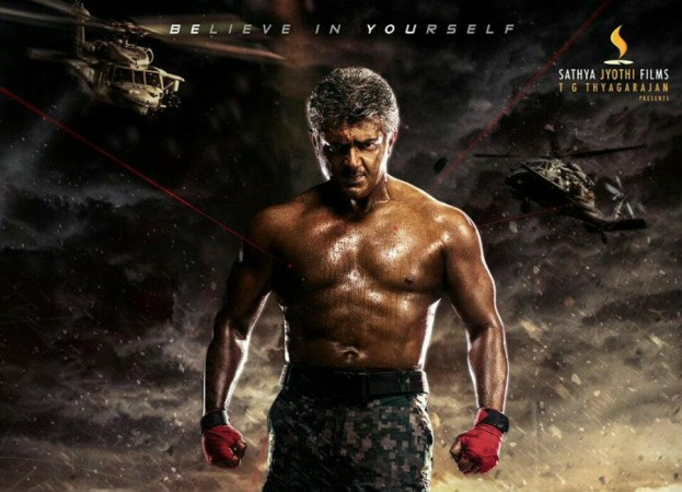 The first look of Vivegam aka Thala 57 garners positive reviews
