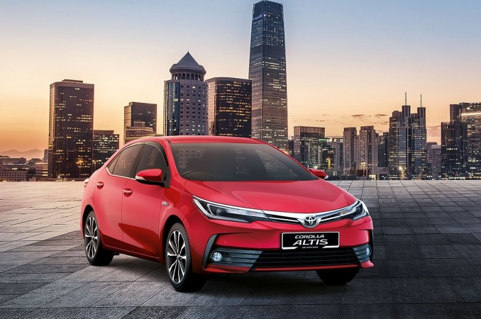 2017 Toyota Corolla Altis To Be Launched In India On March