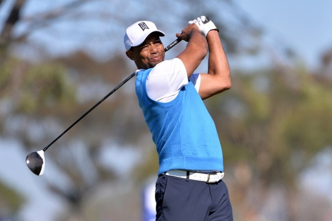 Tiger Woods, Tiger Woods continues return from injury, Tiger Woods struggles at Dubai Desert Classic, Dubai Desert Classic 2017