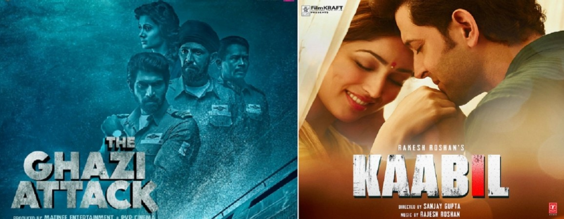 The Ghazi Attack, Kaabil,