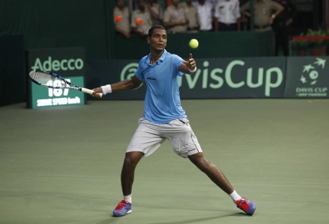 Ramkumar Ramanathan, India vs New Zealand, India defeat New Zealand, Davis Cup, Singles player