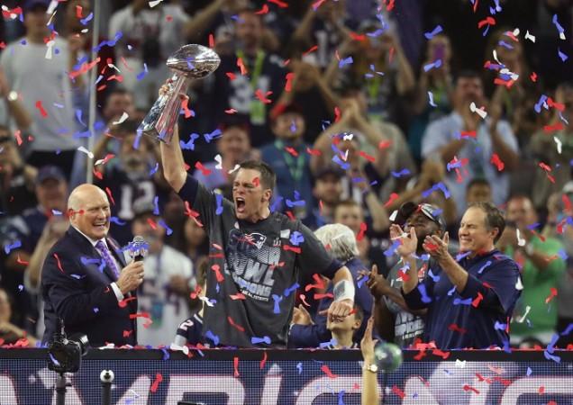 c5ef3beecf5f Super Bowl LI  Twitter reacts to New England Patriots  historic comeback win  against Atlanta Falcons