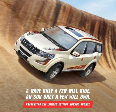Mahindra XUV500, Mahindra XUV500 Sportz, Mahindra XUV500 new, Mahindra XUV500 W10, Mahindra XUV500 India