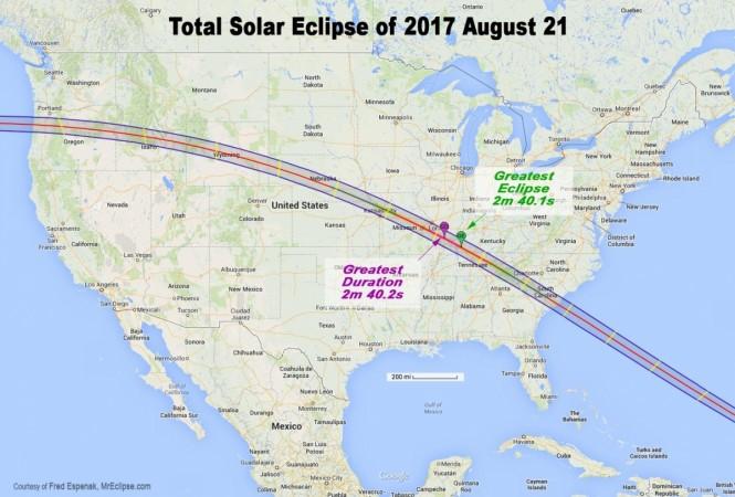 Total solar eclipse, nasa