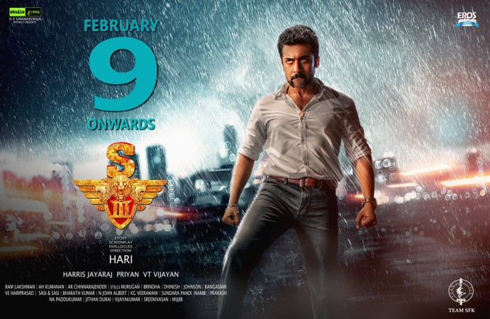 1486611874_singam-3-aka-s3-review Does Suriya and co's overconfidence backfires them badly?