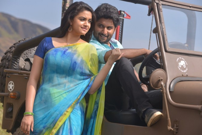 Nenu Local, Nani, Keerthy Suresh