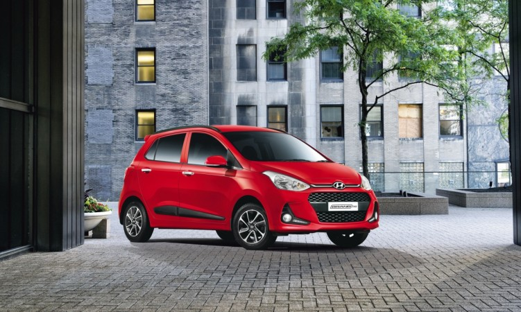 2017 Hyundai Grand i10, New Grand i10, 2017 Hyundai Grand i10 facelift, 2017 Hyundai Grand i10 price