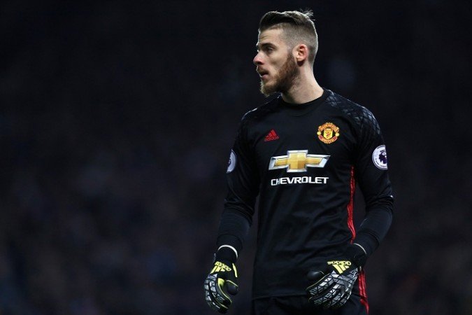 bab3d2f17d5 Real Madrid back in for Manchester United goalkeeper David De Gea ...