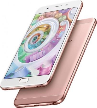 Oppo F1s, buy Rose Gold edition, Flipkart