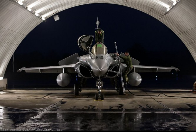 France likely to offer 2 additional squadrons of Rafale to