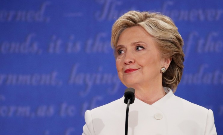 Hillary Clinton: We need strong women to step up and speak out
