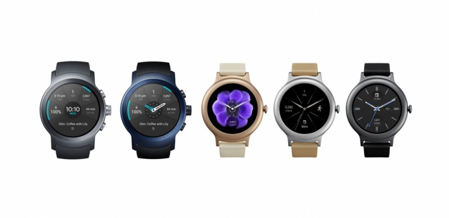 LG, Android Wear v2.0, smart Watch, Google Assistant, Android Pay, Google Watch