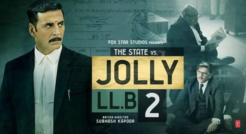 Jolly LLB 2, Akshay Kumar