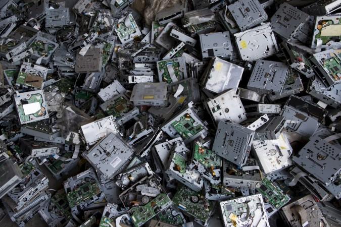 India e-waste