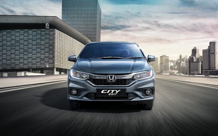 2017 Honda City India Sales