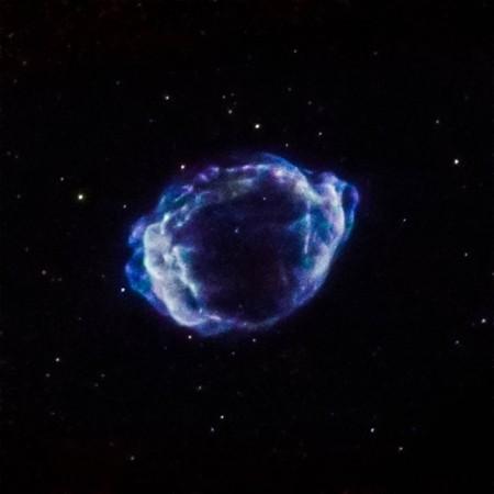 nasa, supernova,  G1.9 0.3, space,
