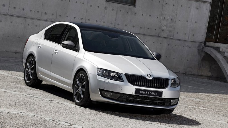 Niewiarygodnie Skoda Octavia Onyx edition launched in India; all you need to know VN23