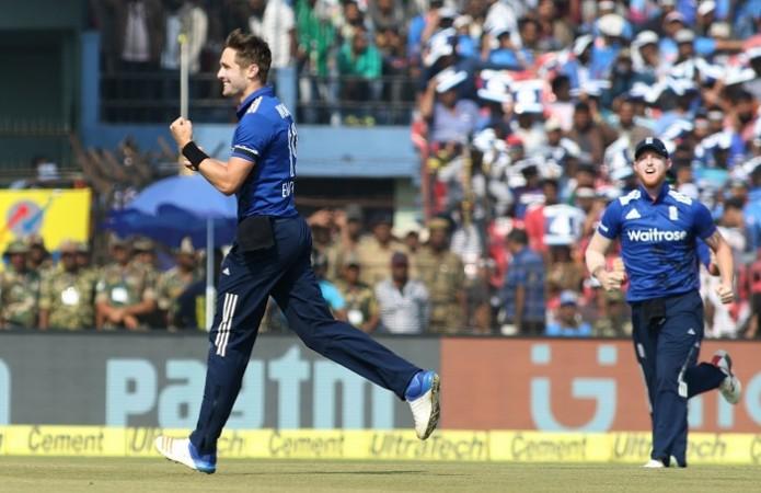 Chris Woakes, England, IPL 2017,Kolkata Knight Riders.