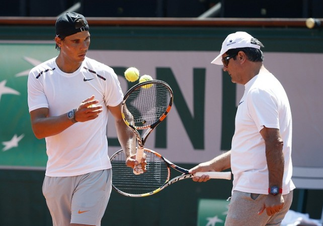 Tennis News Toni Nadal To Step Down As Rafael Nadal S Coach After