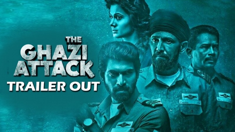 A The Ghazi Attack Telugu Movie Download
