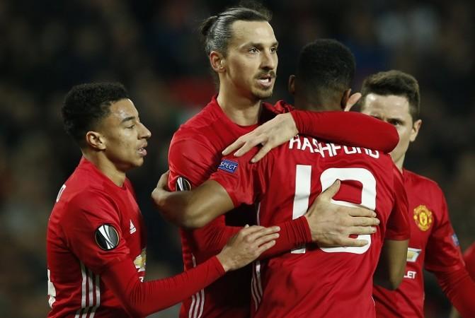 Manchester United, Zlatan Ibrahimovic, Jesse Lingard, Marcus Rashford, FA Cup