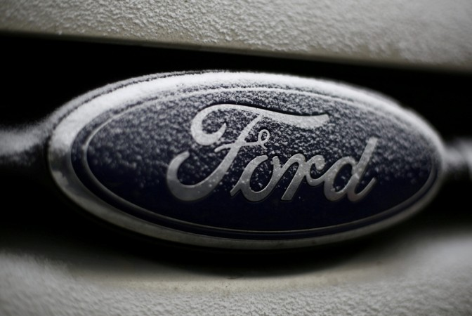 Ford, Ford logo