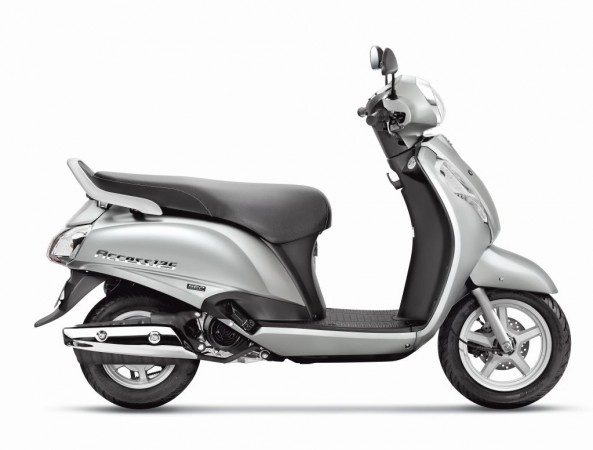 2017 Suzuki Access 125 launched at Rs 54,302; updated features, colours and more - IBTimes India