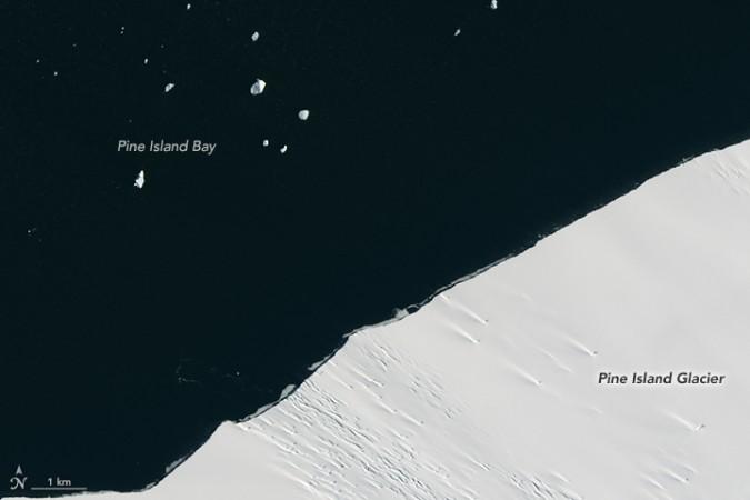 NASA, Antarctica, iceberg, environment,