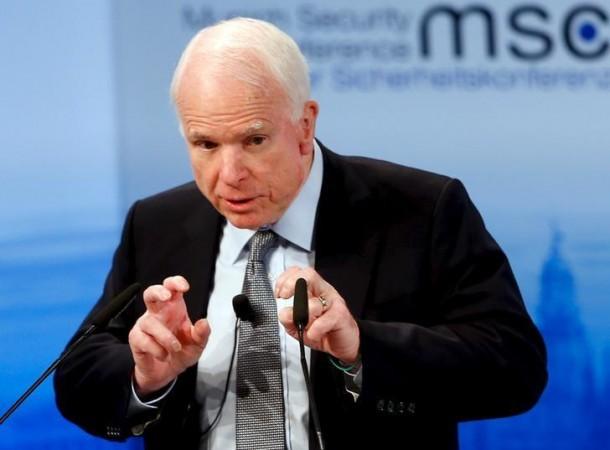 Kết quả hình ảnh cho John McCain