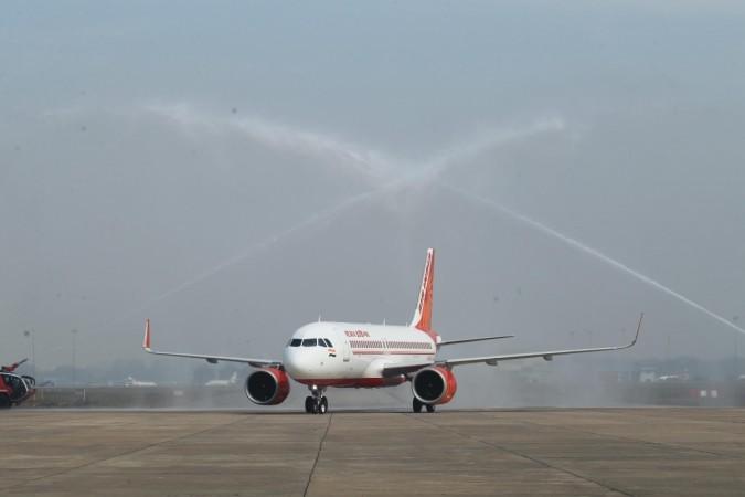 air india, air india a320 neo, domestic air traffic jan 2017, air india market share, air india plf