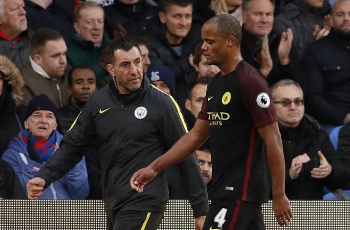 Vincent Kompany, Manchester City, Monaco, UEFA, Champions League