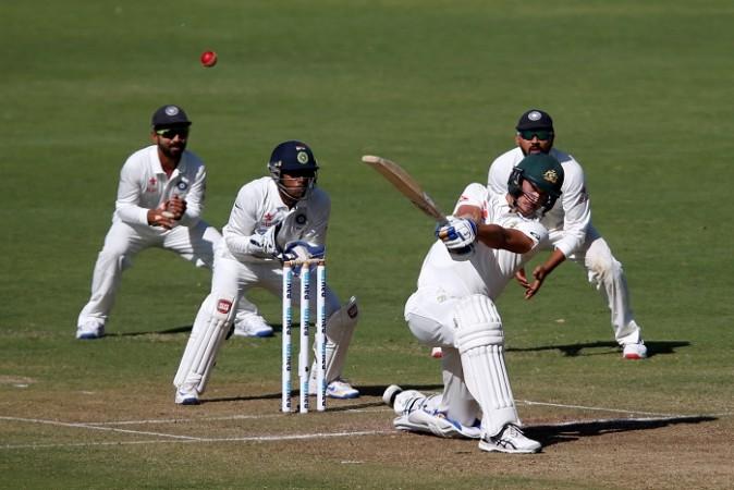Mitchell Starc, Australia, India, 1st Test